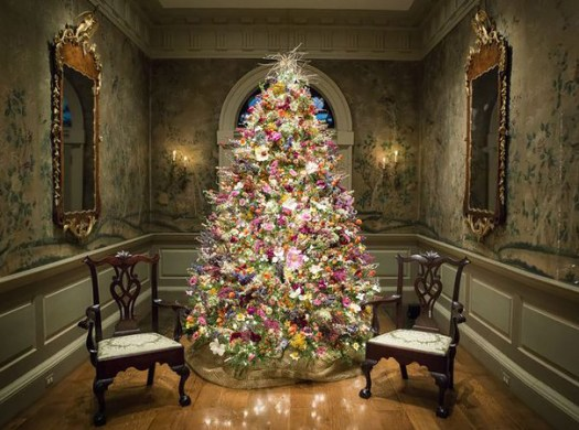 floral-christmas-tree S
