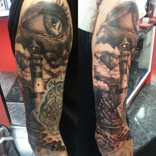 25 best Tattoo Designs of the week- September 11 to 17, 2016