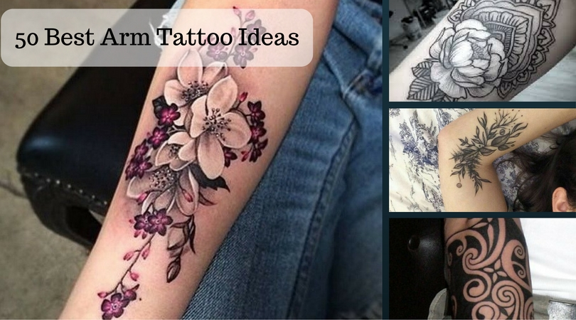 50 Best Arm Tattoo Ideas
