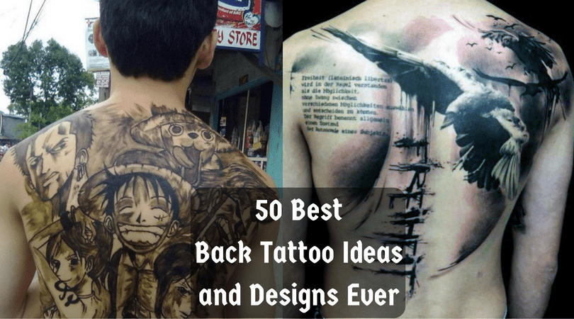 50 Best Back Tattoo Ideas and Designs Ever