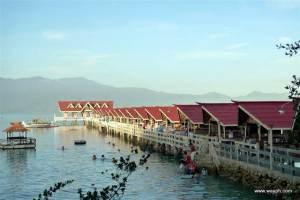 Cinco Masao Floating cottage