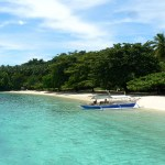 White Sand Shore