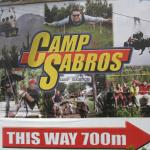 CampSabros signage