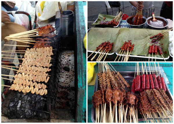 Barbeque Pinoy Street Foods