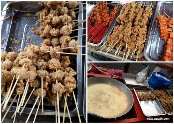 Poben Pinoy Street Foods
