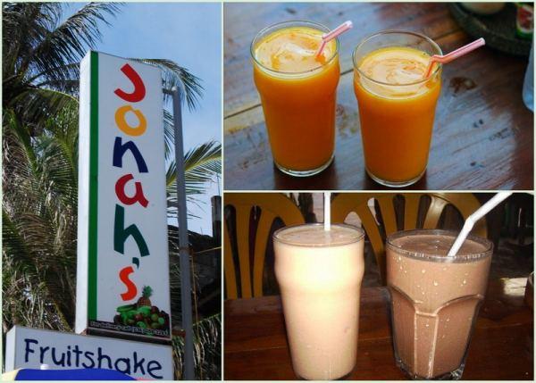 Jona's Fruit Shake