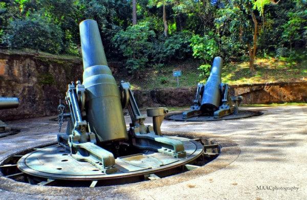 Corregidor Artilleray