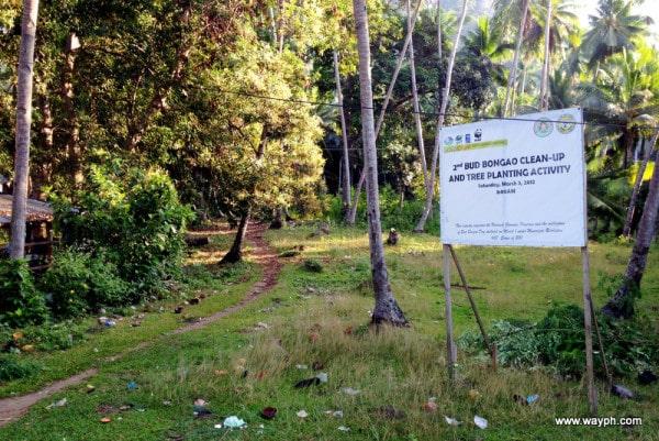 bonggao trail