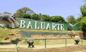 Baluarte-sign