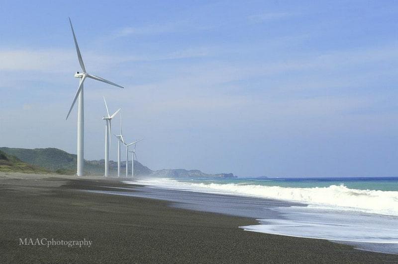 Bangui Windmills 1