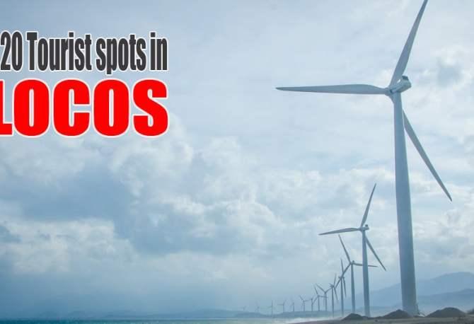 Ilocos Tourist spots