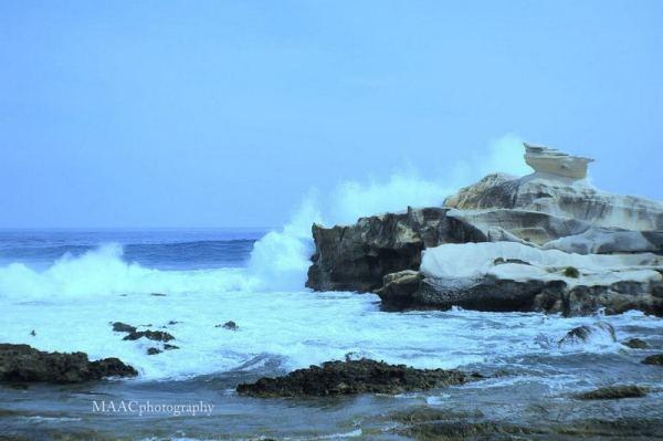kapurpurawan rock formation 5