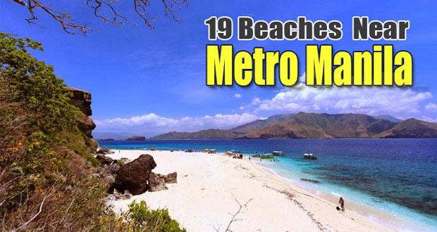 Top 19 beaches near metro manila and how to get there for Affordable pools near metro manila