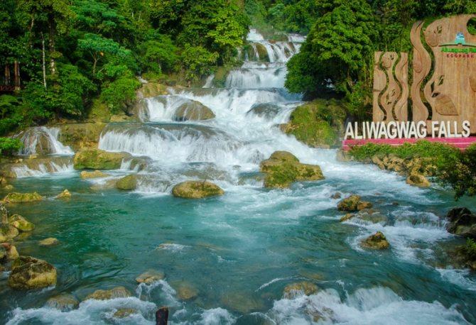 Aliwagwag Falls Eco Park cover