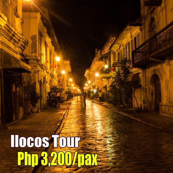 PROMO: Ilocos Tour Package 2019- Php 2,500/pax