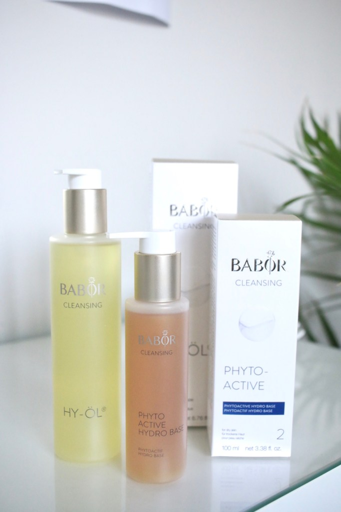 Babor Skincare Routine - On top of my ethical skincare brands list!
