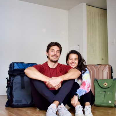 Living in Airbnbs full time for 6 months – Life update on being digital nomads.