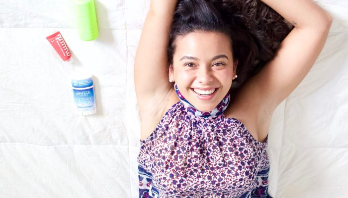 Let's talk about natural deodorants!