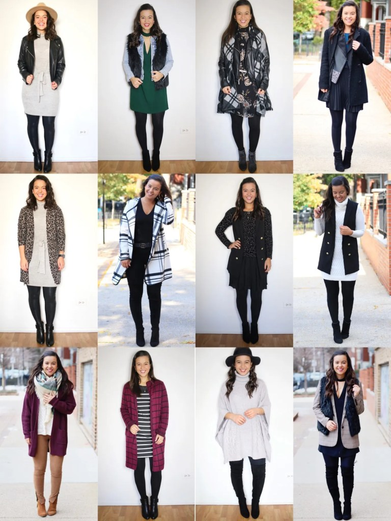 12 office outfit ideas for Winter