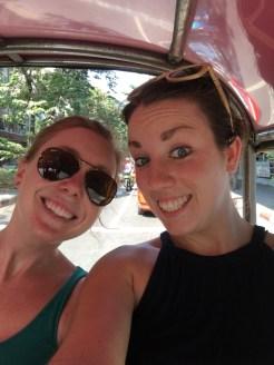 First day in Thailand!