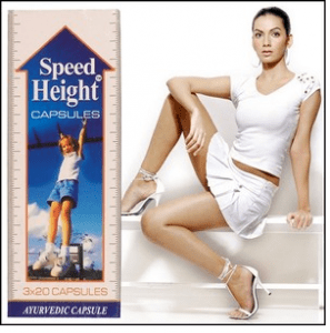 Speed Height Capsule - Ways To Become Taller