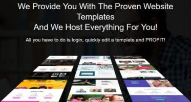proven website templates to profit biggest