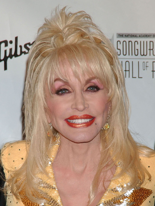 Dolly Parton Celebrities Lists