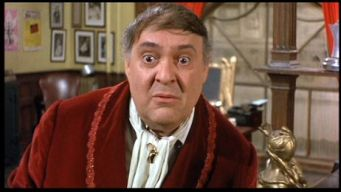 Image result for zero mostel in the producers