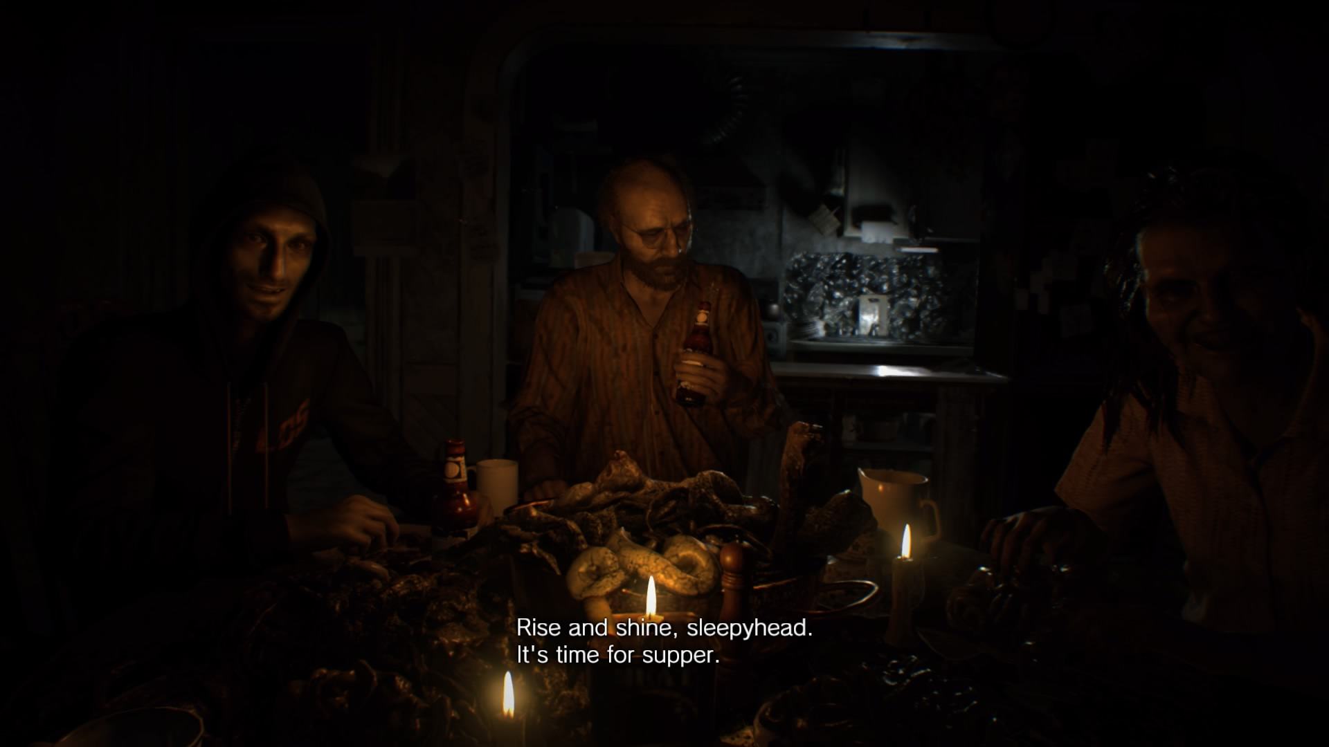Review - Resident Evil VII Biohazard (PS4)