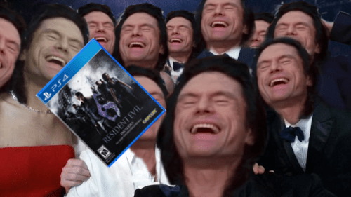 The Wiseau Awards - Resident Evil 6 (PS4)
