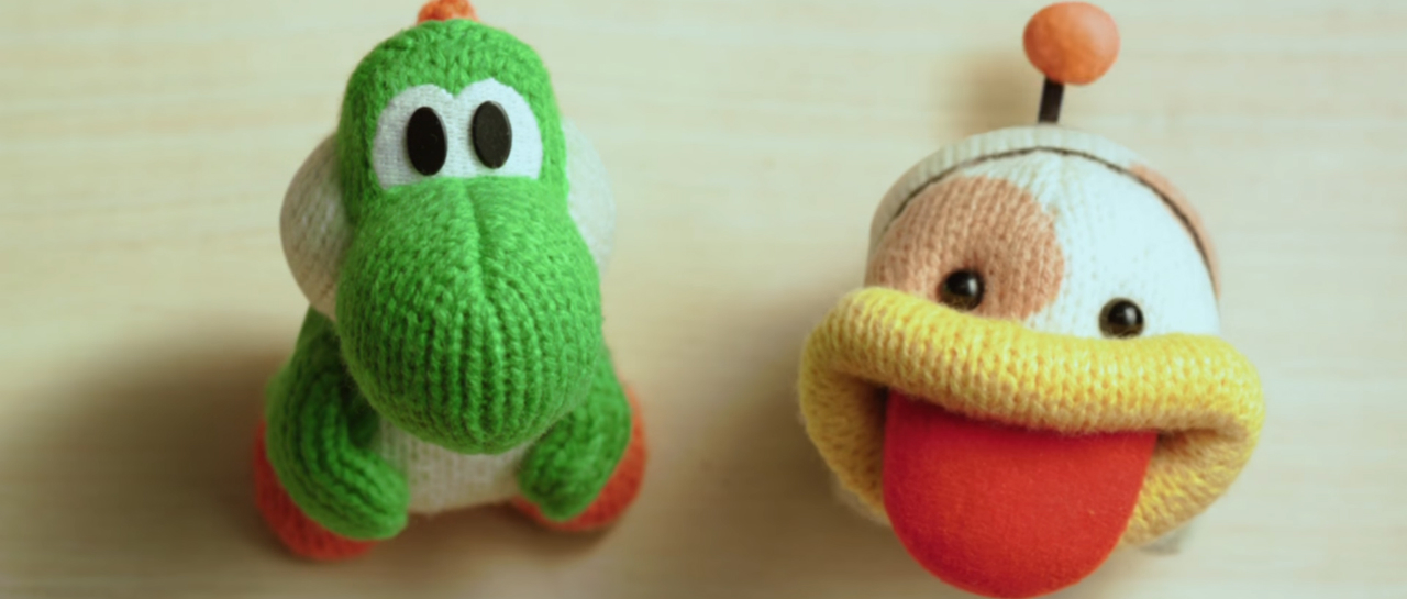 Review - Poochy & Yoshi's Wooly World (3DS)