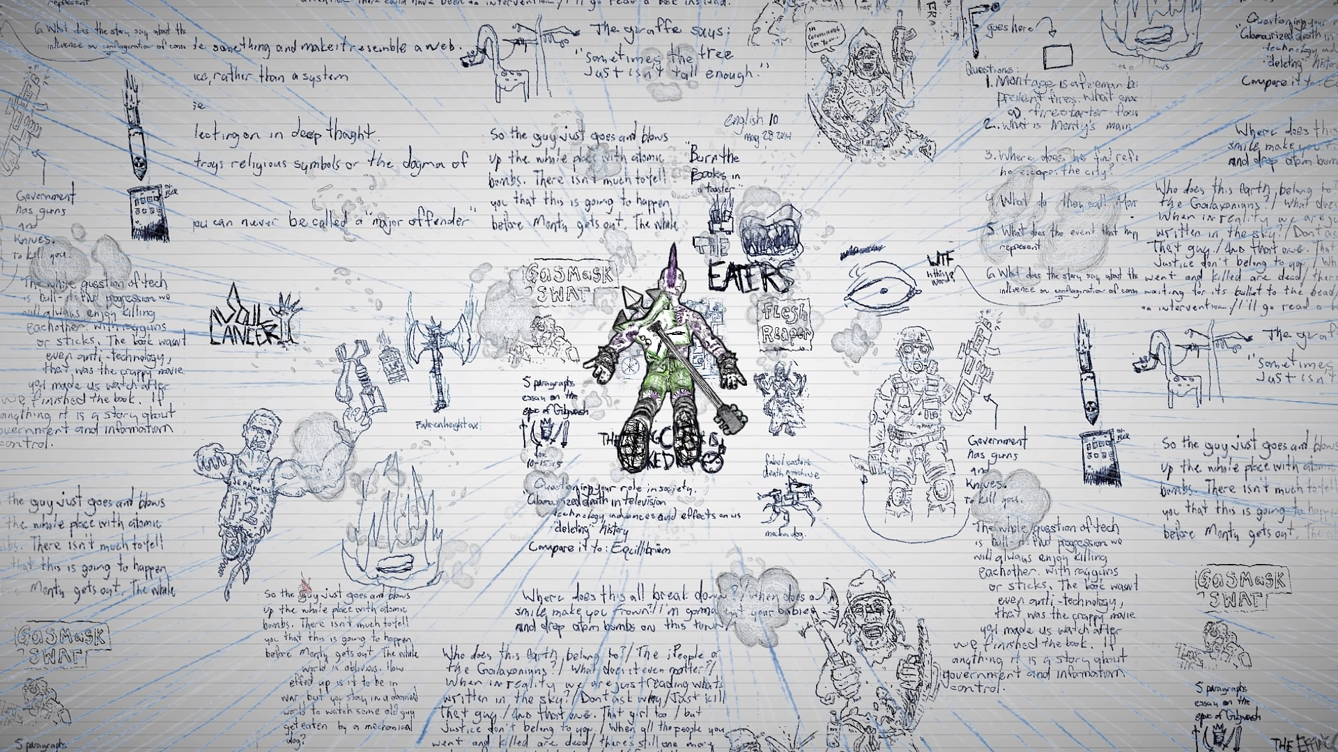 Review - Drawn to Death (PS4)