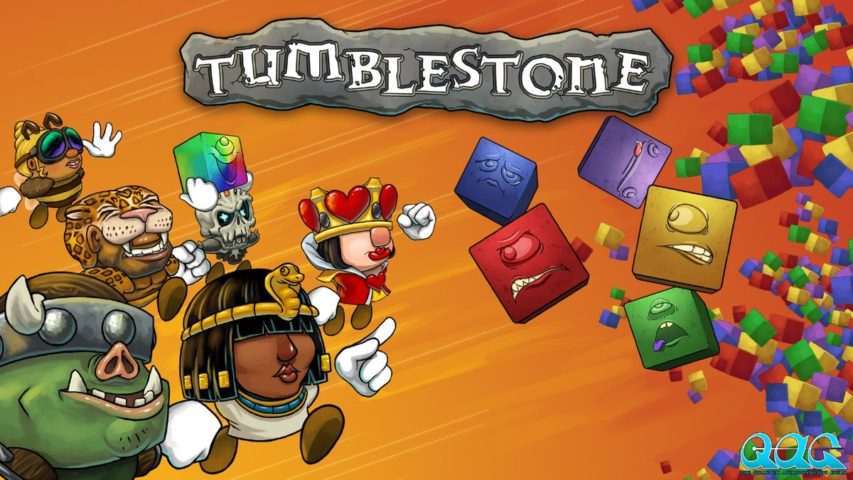 Review - Tumblestone (Switch)