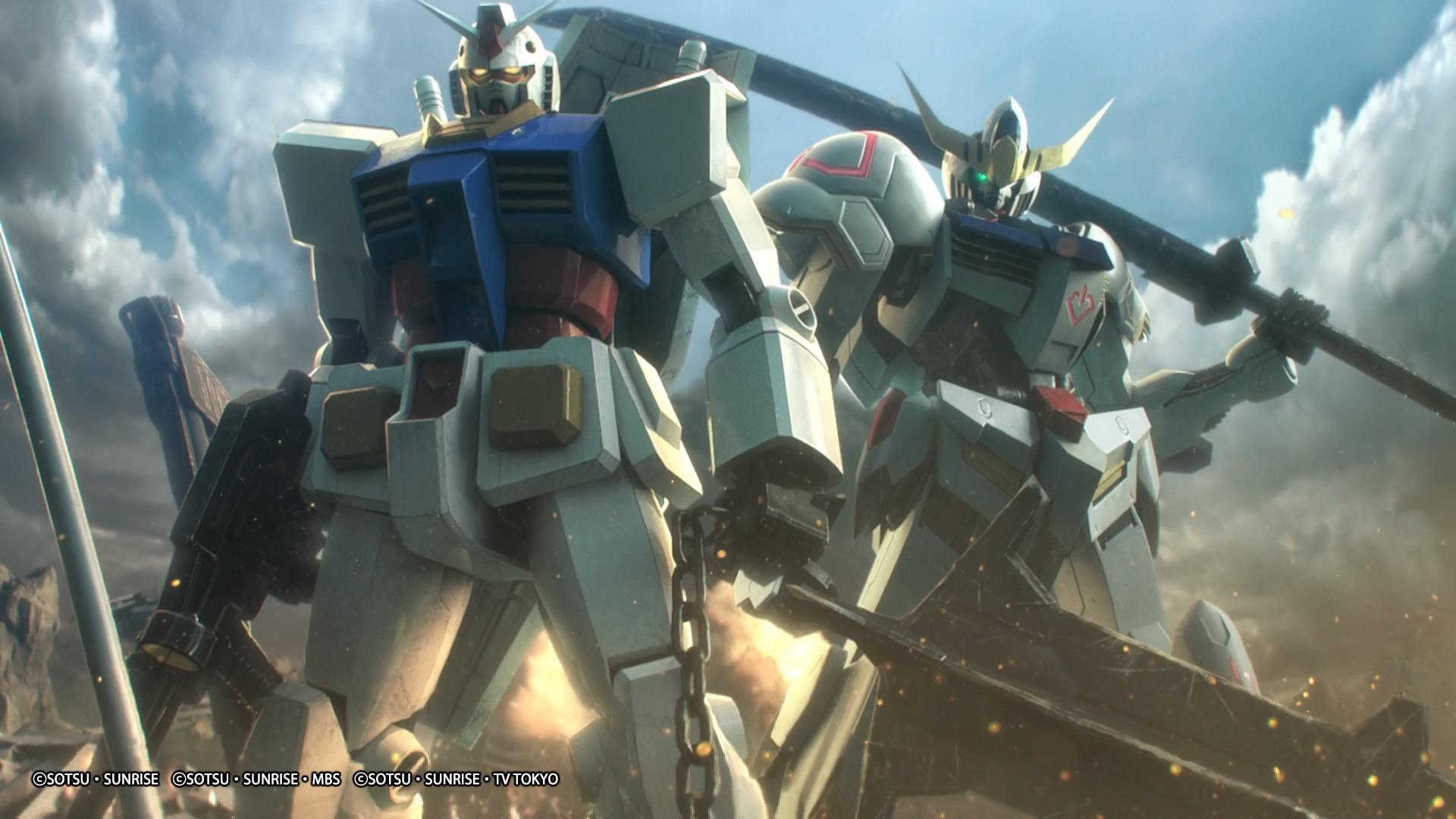 Review - Gundam Versus (PS4)
