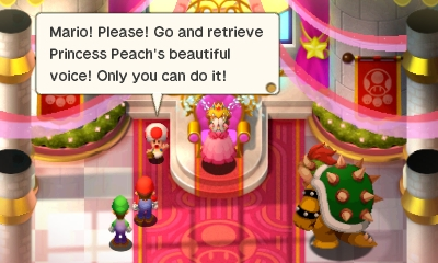 Review - Mario & Luigi: Superstar Saga + Bowser's Minions (3DS)