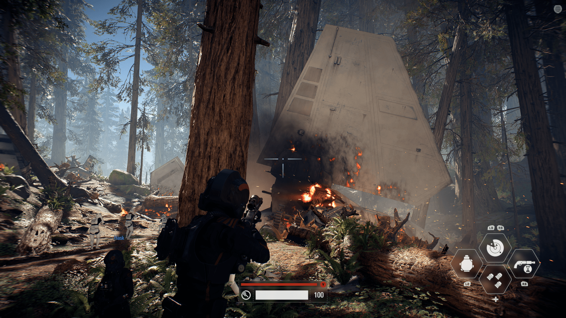 Review - Star Wars Battlefront 2 (Xbox One)