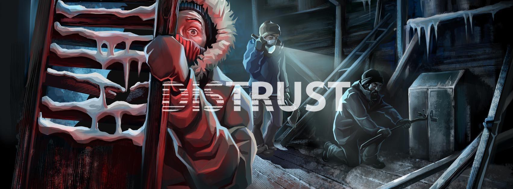 Review - Distrust (PC)