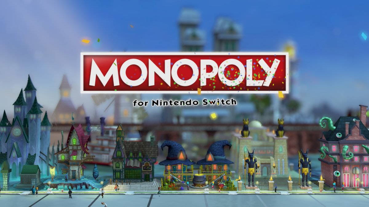 Review - Monopoly (Switch)