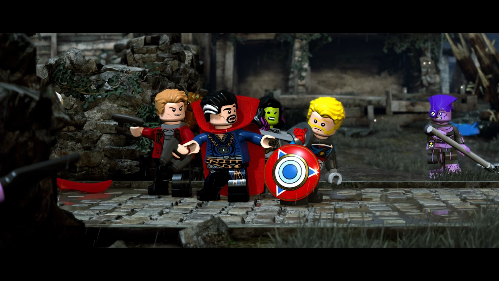 Review - LEGO Marvel Super Heroes 2 (PS4)