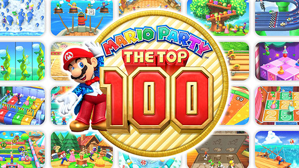 Review - Mario Party: The Top 100 (3DS)