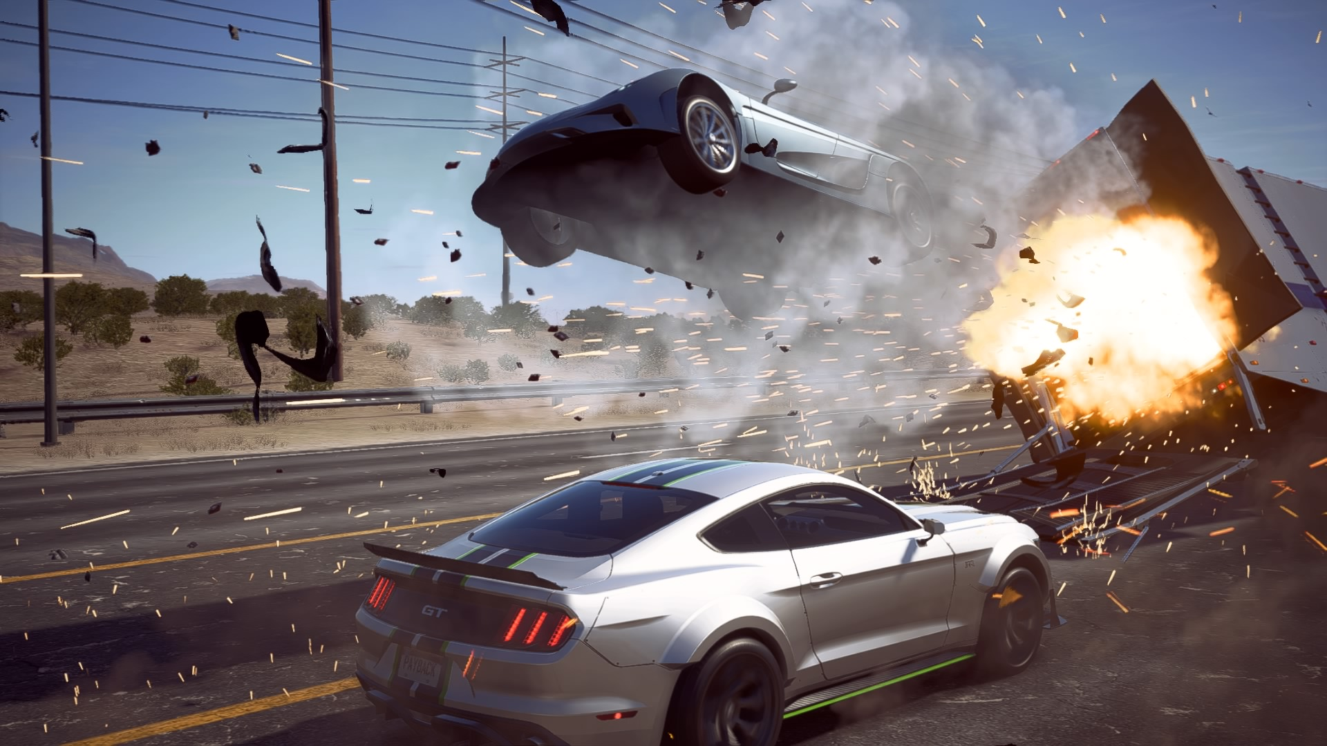 Review - Need for Speed: Payback (PS4)