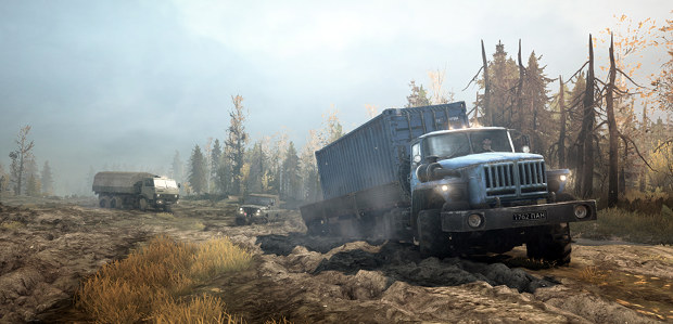 Review - Spintires: Mudrunner (PC)