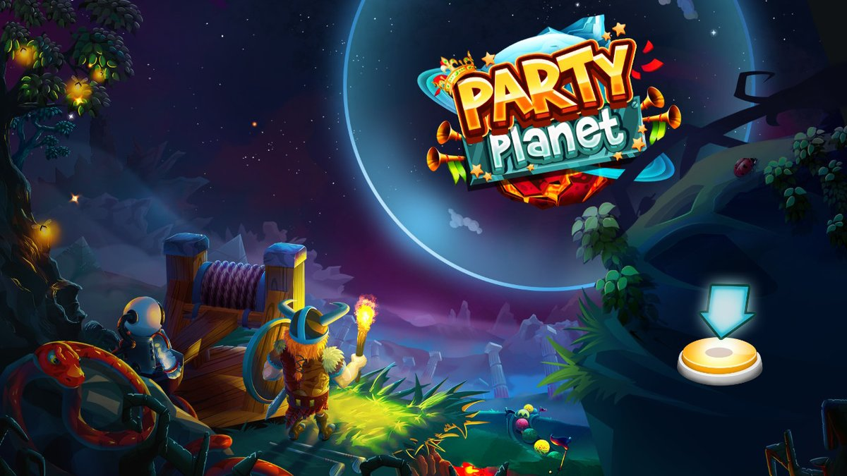 Review - Party Planet (Switch)