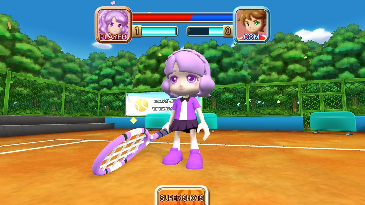 Review - Tennis (Switch)