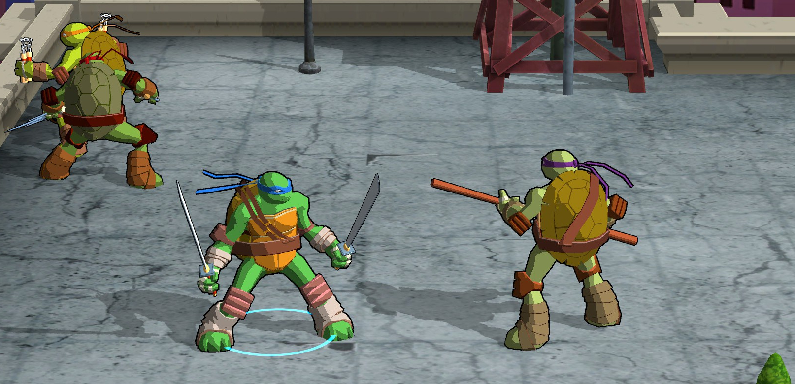 Review - Teenage Mutant Ninja Turtles: Portal Power (PC)