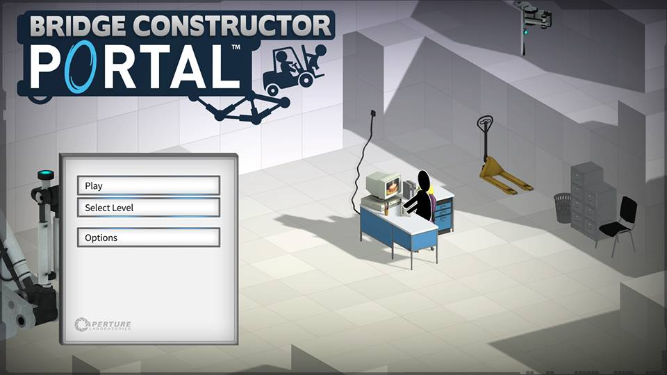 Review - Bridge Constructor Portal (PS4)