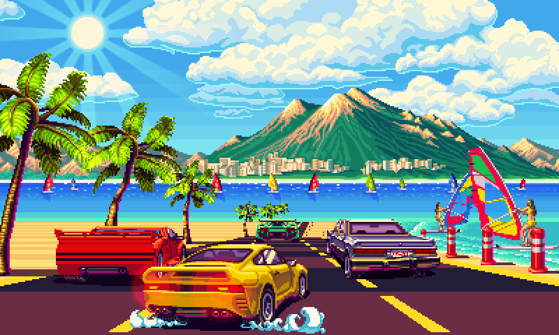 Review - 80's Overdrive (3DS)