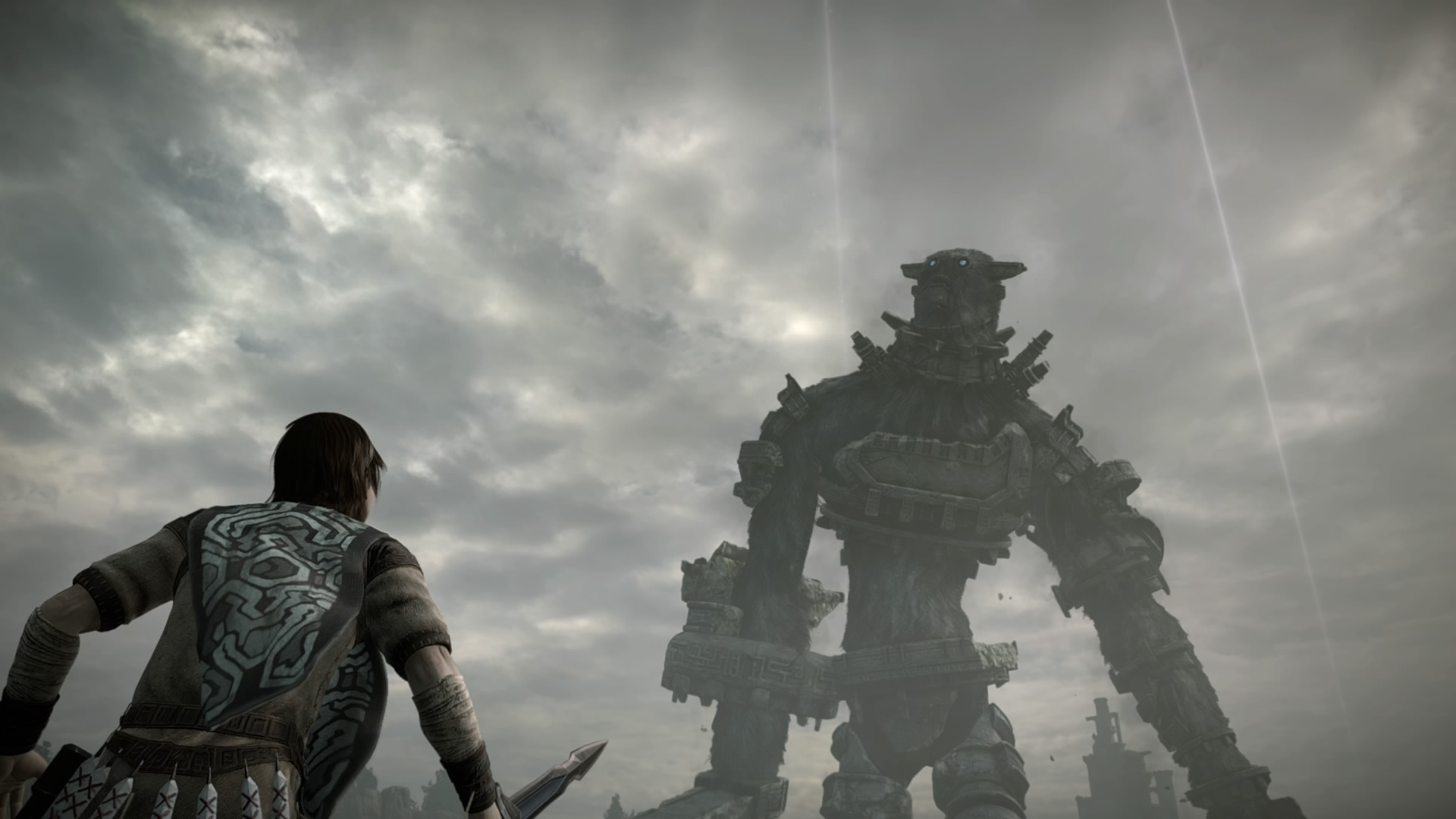 Review - Shadow of the Colossus (PS4)