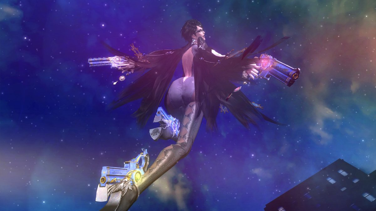 Review - Bayonetta 2 (Switch)