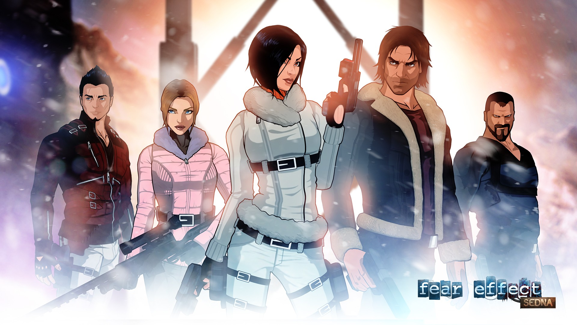 Review - Fear Effect Sedna
